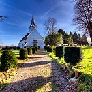St Mary & All Saints - Lambourne by Lea Valley Photographic