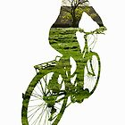 Green Transport 4 by Andrew Bret Wallis