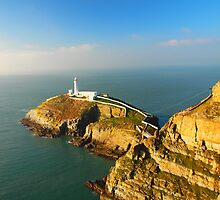 South Stack by Simon Evans