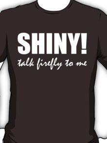 Talk Firefly To Me (Jayne) T-Shirt