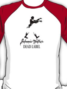 Johnnie Walker Dead T-Shirt