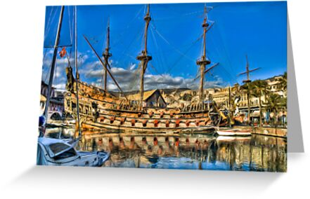 Old Port Galeone by oreundici