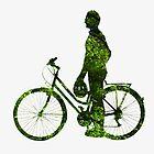 Green Transport - Male by Andrew Bret Wallis