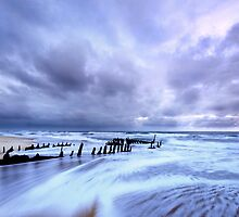 Storm at Dicky by trekarts