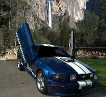 2006 Ford Mustang Custom. by TeeMack