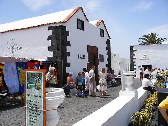 Teguise Market  by Fara