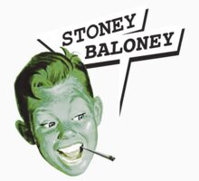 Stoney Baloney!!! by YETiDesigns