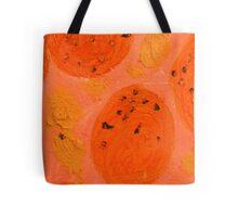 Impression Oranges Tote Bag