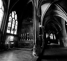 Saint Severin by LadyThegn