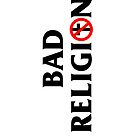 Bad Religion Case by lasarack