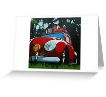 All Packed Greeting Card
