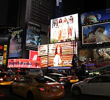 New York - Times Square by Shoots
