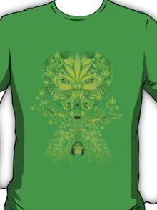 Marijuana Love Tree T-Shirt