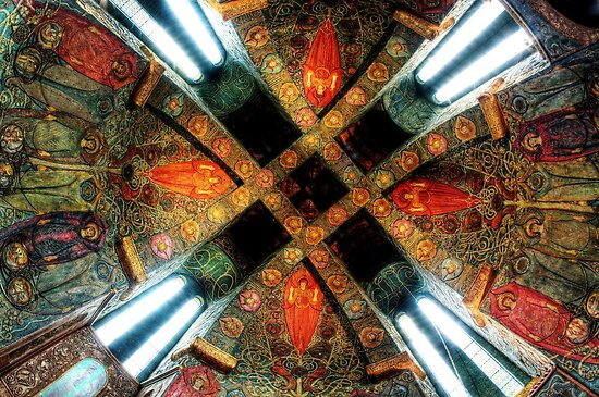 Watts Chapel, Compton by Guy Carpenter