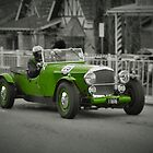 Alvis 1250 s/c 1926 by Geoffrey Higges