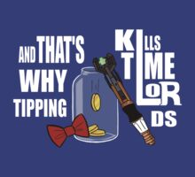 Time Lords's worst enemy T-Shirt
