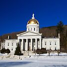 The People&#x27;s House - Montpelier, Vermont by Mark Van Scyoc