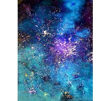 RHAPSODY OF STARS in G Major Photographic Print