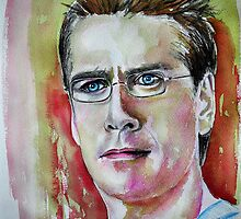 Wesley (Alexis Denisof)featured in The Group by FDugourdCaput