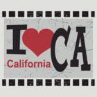 I love California by Nhan Ngo