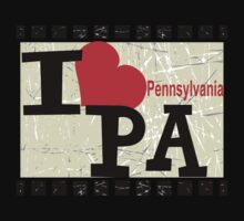 I love Pennsylvania by Nhan Ngo