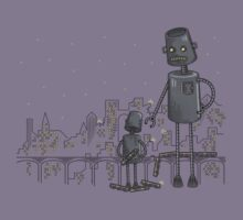 Bad Robot by heavyhand