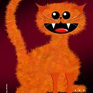 MARMALADE CAT by peter chebatte
