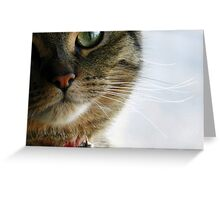 What are you thinking? Greeting Card