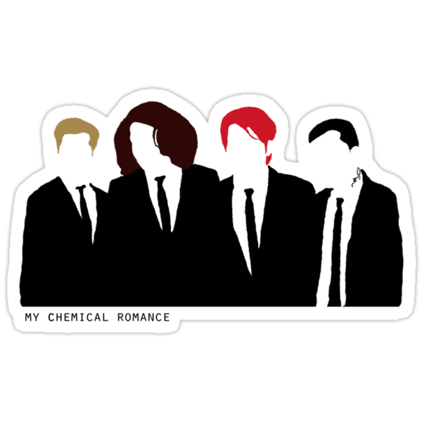 My Chemical Romance by nimbusnought