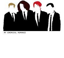 My Chemical Romance by nimbusnought