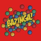 Bazinga by SJ-Graphics