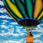 Flying High by lulunjay