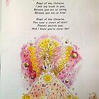 Angel of the Universe by Amanda Gazidis