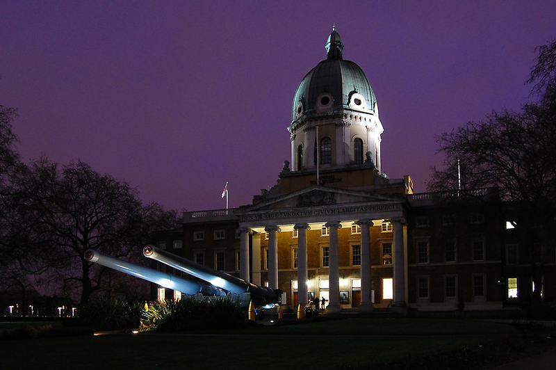 Imperial War Museum, London by Tony Reed