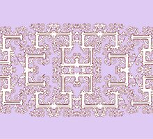 Baroque Pattern 2 by dirtylaundry .