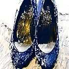 Blue Suede Shoes by Sarah Butcher