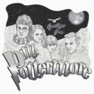 Mt. Pottermore- sticker by D4N13L