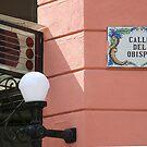 Welcome lamp, Havana by Maggie Hegarty