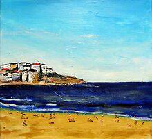Bondi Sands by gillsart