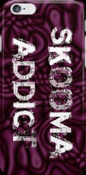 Skooma Addict (iphone) by Phatcat