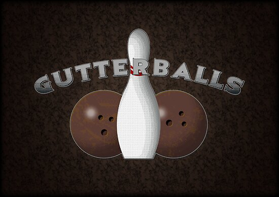Gutterballs by SJ-Graphics