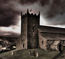 ENGLAND CHURCH by davidautef