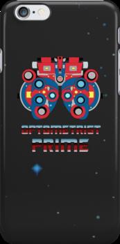 Optometrist Prime by WUVWA