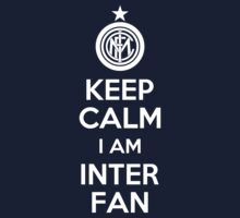 KEEP CALM IM INTER FAN by alexcool