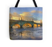 Wade's Bridge at Aberfeldy Tote Bag