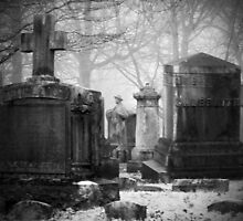 Old Gray Cemetery-1924 by Michael Byerley