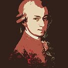 Mozart in Red by HighDesign