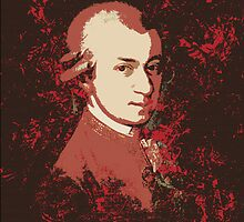 Mozart in Red v2 by HighDesign