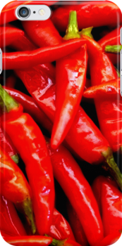 red hot chillies by offpeaktraveler