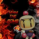 Bomberman: I&#x27;m am the BOMB by AlbirdToucan